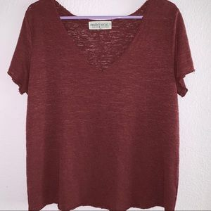 """Urban Outfitters """"Project Social T"""" Top"""